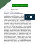 Manuali Erboristeria - ITA] - Medicina - Botanica - Piante Medicinali in Fitoterapia