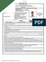 Admit Card IB