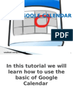Google Calendar.pptx