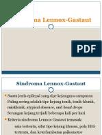 Sindroma Lennox Gastaut
