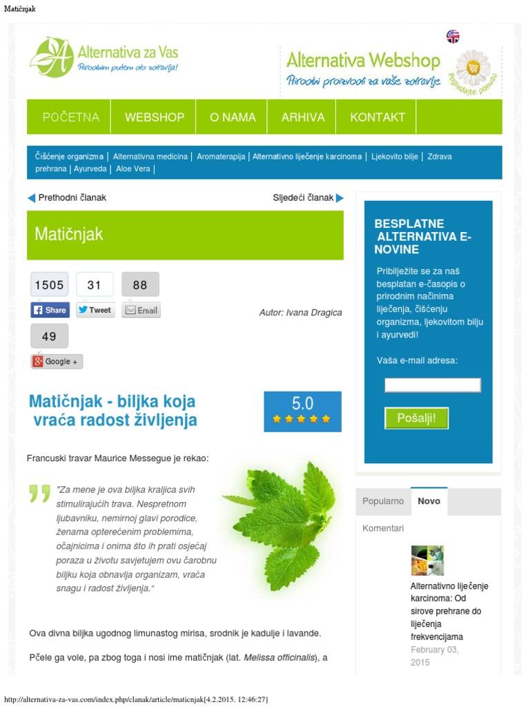 Web mjesto za upoznavanje s herpesom