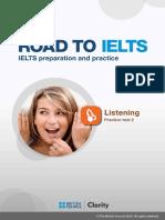 Listening Practice2 IELTS