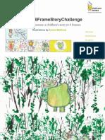 Antara Mukherji's Illustrations for the #6FrameStoryChallenge