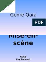 3. Mise-en-scène