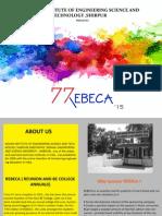 Rebeca15 Sponsorship Tariff