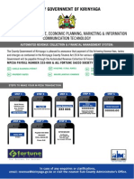 Automated Revenue Collection and Financial Management System