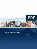 Soluciones Release Enero 2015