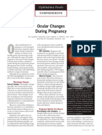 Ocular Changes During Pregnancy PDF
