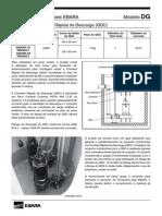 Sistema de Conexão Rápida de Descarga (QDC) DG