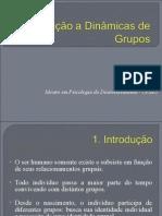 Dinâmica de Grupos