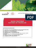 Guide Pratique Elevage Volailles