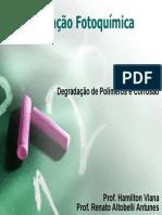 Degradação fotoquímica