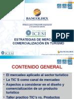 Estrategias de Mercadeo y Comercialización v1 - Turismo