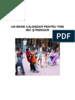 Un Mare Calendar Pentru Tine Mic Srengar