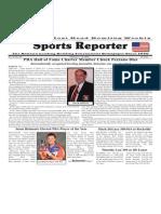 February 4 - 10, 2015  SportsReporter