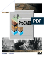 3- ProCADE Overview