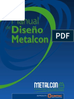 CINTAC Manual de Diseno-METALCON