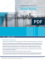 Greater Boston Lab Market