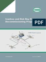 DecommissioningProgrammes - HESS IVRR