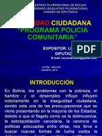 Bolivia Presentacion