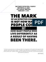 st matthew's annual report 2015 rev rev