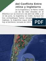 Origen Del Conflicto Entre Argentina y Ingletarra
