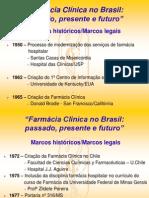 Farmacia Clinica No Brasil