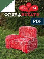 Catalogo Operaestate Festival 2014
