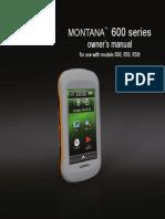 Montana 600 OM En