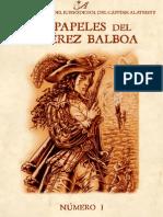 Papeles del Alférez Balboa