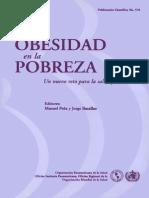 La Obesidad en La Pobreza