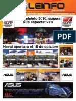 Teleinfo edición 40 Septiembre 2010