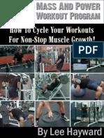12 Week Workout