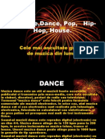 Melodiile,Dance, House, Pop, Hip-Hop