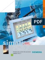 Catalogo Dcs Siemens PCS7