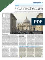 Opération transparence au Vatican