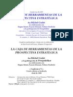 La Caja de Herramientas de La Prospectiva Estratégica Por Michel Godet