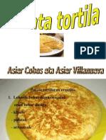 tortila patata