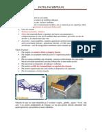 Tipuri de Paturi.pozitii Ale Pacientului in Pat. Prevenirea Escarelor