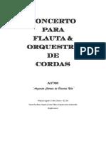 Concerto Para Flauta e Orquestra de Cordas