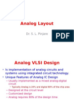 Analog Layout UTL