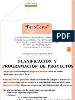 Disertacion Pert-costo Operaciones