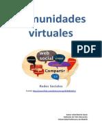 Curso Introduccion Redes Sociales