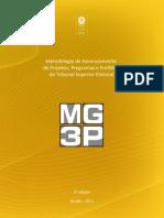 TSE Guia de Metodologia de Gerenciamento de Projetos Programas e Portfolio Do Tse