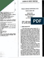 Núcleo Da Definição Constitucional Do ICMS. Geraldo Ataliba, Cleber Giardino. RDT 25.