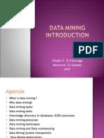 Data Mining Seminar