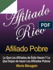 Afiliado Rico- Afiliado Pobre