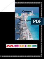 Tourist information about Cancun Mexico