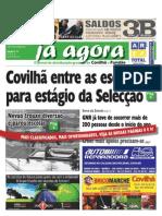 Já Agora, o jornal gratuito da Covilhã e Fundão, nº 70