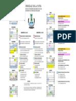 SUNEO Calendario Escolar 2014-15